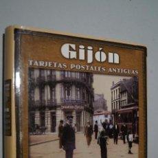 Libros de segunda mano: GIJON TARJETAS POSTALES. Lote 143635018