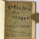 Libros de segunda mano: LA CIUDAD SIN NOMBRE. - TORRES-GARCIA, J.. Lote 143707466