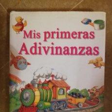Libros de segunda mano: MIS PRIMERAS ADIVINANZAS (LIBSA). Lote 143709958