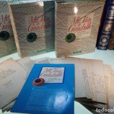 Libros de segunda mano: TREMENDA COLECCIÓN DE 60 NÚMEROS DE MIL IDEAS DE GANCHILLO - EDICIONES ORBIS - AÑOS 90 - . Lote 143717838