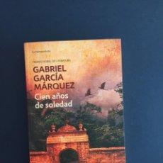 Libros de segunda mano: GABRIEL GARCÍA MÁRQUEZ - CIEN AÑOS DE SOLEDAD - DEBOLSILLO. Lote 143768546