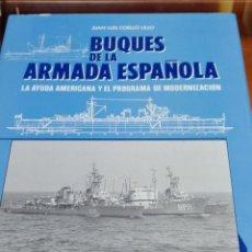 Libros de segunda mano: BUQUES DE LA ARMADA ESPAÑOLA. Lote 143791314