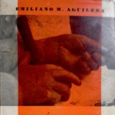 Libros de segunda mano: [ESCULTURA:] AGUILERA, EMILIANO M.: JOSÉ CLARÁ. SU VIDA, SU OBRA, SU ARTE. (1967). Lote 143794594