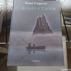 Libros de segunda mano: EL HOMBRE NIEBLA TOMI UNGERER. Lote 143862952