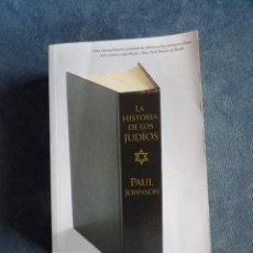 Libros de segunda mano: LA HISTORIA DE LOS JUDIOS. Lote 143872846