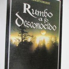 Libros de segunda mano: RUMBO A LO DESCONOCIDO - READER´S DIGEST -1998 - RELATOS SOBRENATURALES DE TODOS LOS TIEMPOS. . Lote 143877882