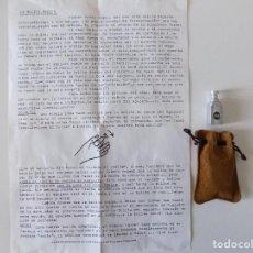 Libros de segunda mano: LIBRERIA GHOTICA. JUEGO DE MAGIA. LA BOLITA MÁGICA.1980. INSTRUCCIONES Y OBJETOS. Lote 143931722