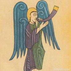 Libros de segunda mano: 1950 - LA MINIATURA - JESÚS DOMINGO BORDONA - BEATOS, LIBROS DE HORAS - ARTE MEDIEVAL - BIBLIOFILIA . Lote 143963206