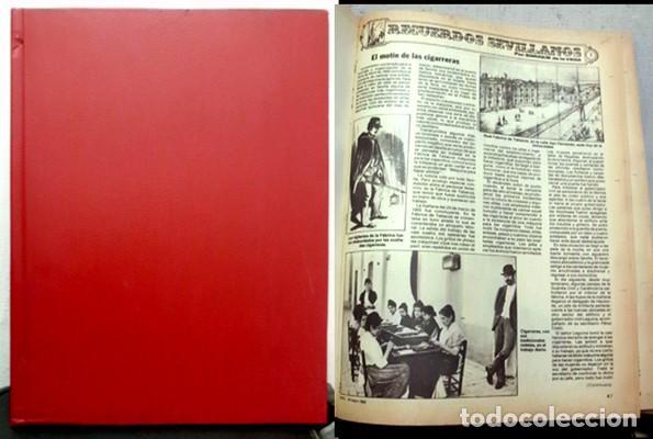 RECUERDOS SEVILLANOS - LA PRENSA REPUBLICANA DURANTE LA REPUBLICA - DE LA VEGA, E. / NARBONA, FCO. (Libros de Segunda Mano - Historia - Otros)