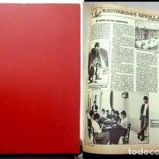 Libros de segunda mano: RECUERDOS SEVILLANOS - LA PRENSA REPUBLICANA DURANTE LA REPUBLICA - DE LA VEGA, E. / NARBONA, FCO.. Lote 144031706