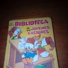 Libros de segunda mano: BIBLIOTECA DE JOVENES CASTORES TOMO 2. EST13B4. Lote 144066562