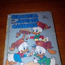 Libros de segunda mano: BIBLIOTECA DE LOS JOVENES CASTORES. TOMO 8. EST13B4. Lote 144067354