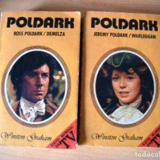 Libros de segunda mano: POLDARK (LIBROS I Y II ). Lote 144085034