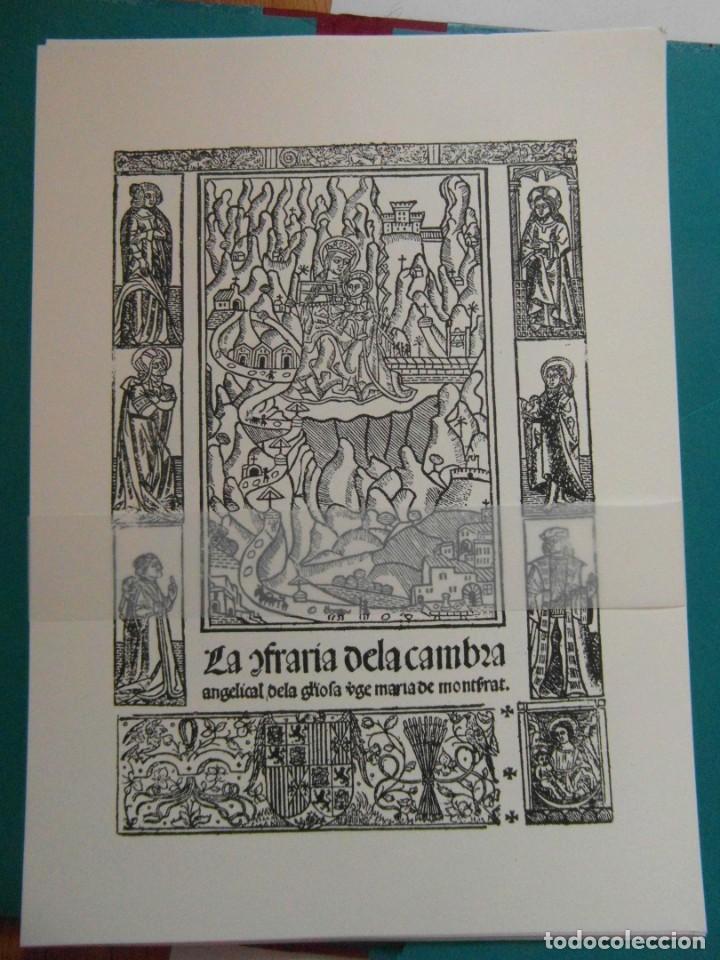 Libros de segunda mano: Rosa d'Abril. Josep de C. Laplana. Inclou 13 gravats.Publicacions L'Abadia de Montserrat. 1ª Ed.2005 - Foto 3 - 144094306