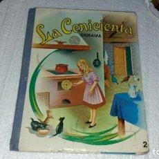 Libros de segunda mano: LIBRO CENICIENTA DIORAMA CUENTO AÑO 1969 EDITORIAL ROMA BARCELONA . Lote 144142506