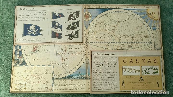 Libros de segunda mano: PIRATAS - DIARIO DE NAVEGACIÓN DE WILLIAM LUBBER. MONTENA - MUY BUEN ESTADO. - Foto 5 - 144225254