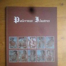 Libros de segunda mano: PALERMOS ILUSTRES. Lote 144225618