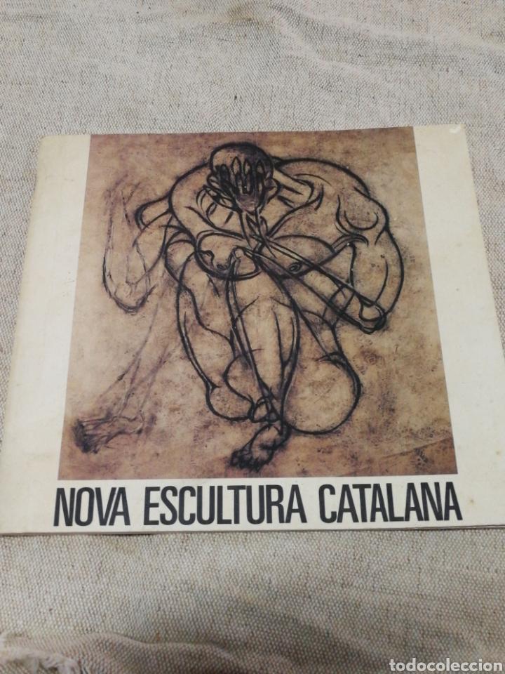 NOVA ESCULTURA CATALANA- CAIXA DE BARCELONA, OBRA SOCIAL, 1985. (Libros de Segunda Mano - Bellas artes, ocio y coleccionismo - Otros)