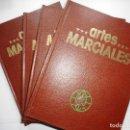 Libros de segunda mano: ARTES MARCIALES (4 TOMOS) Y91569. Lote 161137548