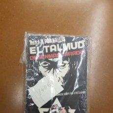 Libros de segunda mano: EL TALMUD DESENMASCARADO. Lote 144371350