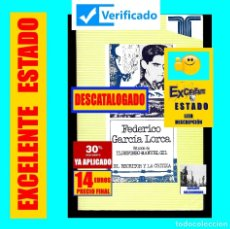 Libros de segunda mano: FEDERICO GARCÍA LORCA - EL ESCRITOR Y LA CRÍTICA - EDICIÓN DE ILDEFONSO-MANUEL GIL - TAURUS - 14 €. Lote 144377494