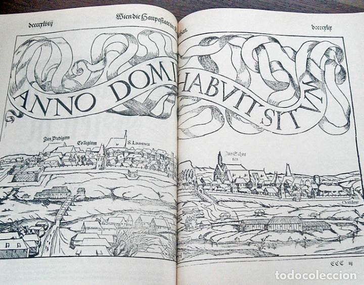 FACSÍMIL DE LA COSMOGRAFÍA DE SEBASTIAN MUNSTER (S. XVI), ENVÍO POR AGENCIA ASEGURADO (Libros de Segunda Mano - Bellas artes, ocio y coleccionismo - Otros)