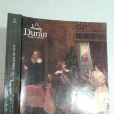 Libros de segunda mano: SUBASTA NÚMERO 375 OCTUBRE 2002 GRUPO DURÁN . Lote 144586990