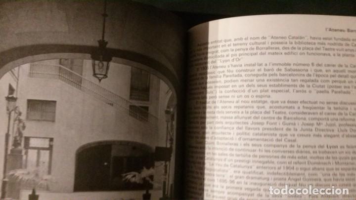 Libros de segunda mano: QUIM BORRALERAS I ELS SEUS AMICS-ENRIC JARDI-AJUNTAMENT DE BARCELONA-1979 - Foto 5 - 144654234