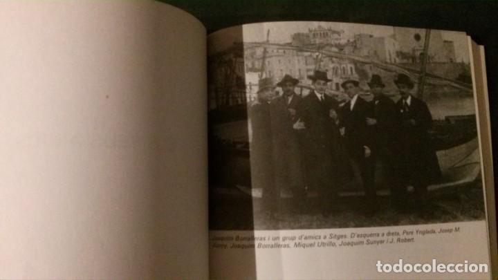 Libros de segunda mano: QUIM BORRALERAS I ELS SEUS AMICS-ENRIC JARDI-AJUNTAMENT DE BARCELONA-1979 - Foto 6 - 144654234