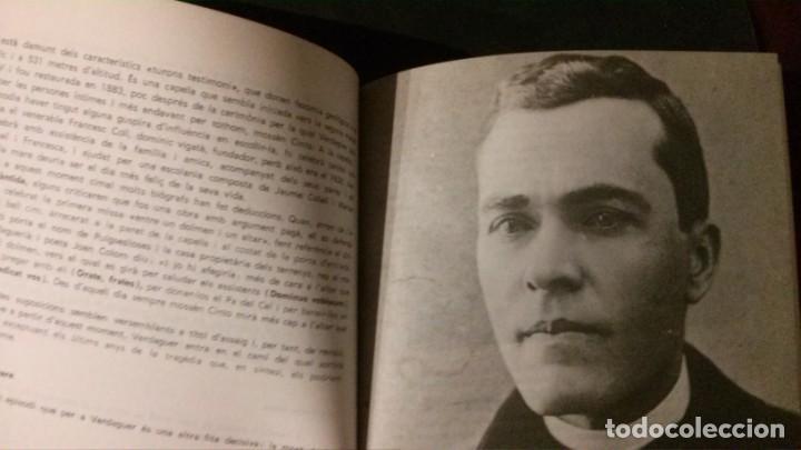 Libros de segunda mano: JACINT VERDAGUER-PRÍNCEP DELS POETES CATALANS-JOSEP M. GARRUT-AJUNTAMENT DE BARCELONA-1977 - Foto 7 - 144654650