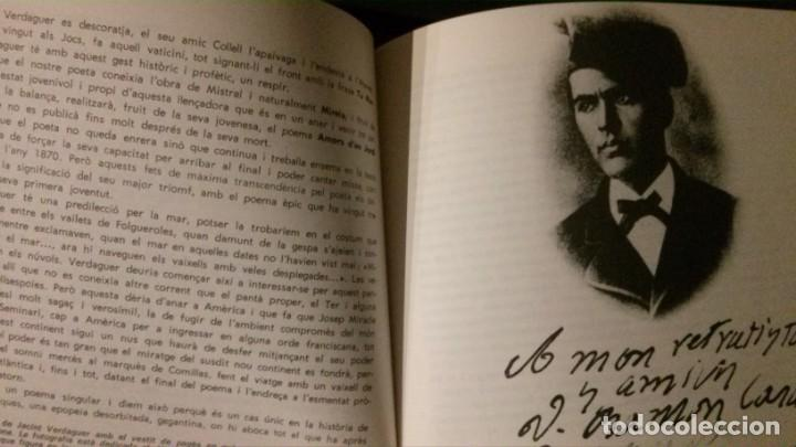 Libros de segunda mano: JACINT VERDAGUER-PRÍNCEP DELS POETES CATALANS-JOSEP M. GARRUT-AJUNTAMENT DE BARCELONA-1977 - Foto 8 - 144654650