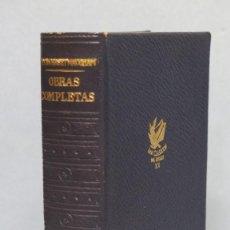Libros de segunda mano: 1963.- OBRAS COMPLETAS. NOVELAS. MAUGHAM. PLAZA JANES. TOMO III. Lote 144715506