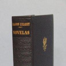 Libros de segunda mano: 1966.- OBRAS COMPLETAS. NOVELAS. LAJOS ZILAHY. TOMO I. PLAZA JANES. Lote 144715726