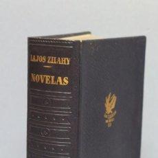 Libros de segunda mano: 1968.- OBRAS COMPLETAS. NOVELAS. LAJOS ZILAHY. TOMO II. PLAZA JANES. Lote 144715806