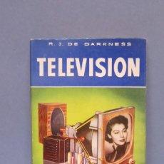 Libros de segunda mano: TELEVISION. DARKNESS. Lote 144735342
