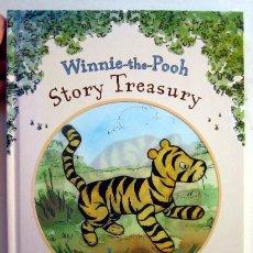 Libros de segunda mano: WINNIE-THE-POOH - STORY TREASURY. EN INGLÉS. Lote 144766194