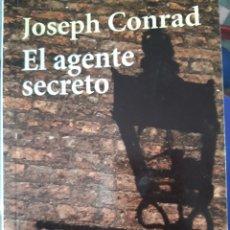Libros de segunda mano: LIBRO EL AGENTE SECRETO. Lote 144771321