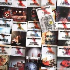 Libros de segunda mano: COMPLETA EL ARCHIVO DEL MISTERIO DE IKER JIMÉNEZ: 23 LIBROS - EDAF. Lote 144797394