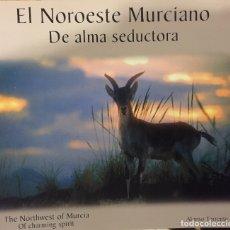 Libros de segunda mano: MURCIA- EL NOROESTE MURCIANO - ALONSO TORRENTE 2.005. Lote 144865650