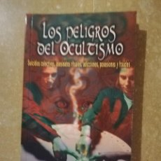 Libros de segunda mano: LOS PELIGROS DEL OCULTISMO (MANUEL CARBALLAL). Lote 144962390
