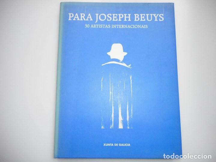 PARA JOSEPH BEUYS 30 ARTISTAS INTERNACIONAIS Y91607 (Libros de Segunda Mano - Bellas artes, ocio y coleccionismo - Otros)