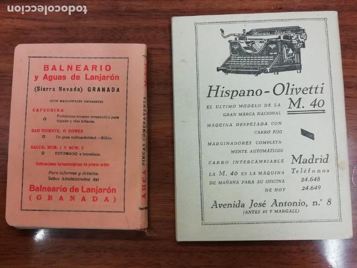 Libros de segunda mano: GUIA MADRILEÑA 1946.GUIAS -LES- PLANO-GUIA DE MADRID 1940.PLANO DE MADRID -LES- 1940 - Foto 2 - 145103698
