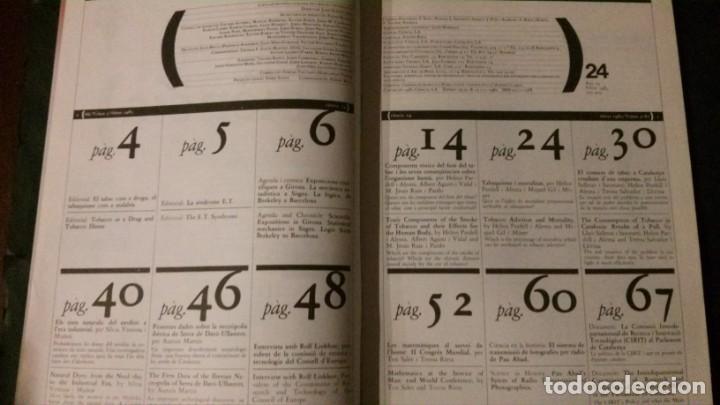 Libros de segunda mano: CIÈNCIA-REVISTA CATALANA DE CIÈNCIA I TECNOLOGIA-Nº 24-1983 - Foto 2 - 145201222