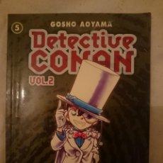 Libros de segunda mano: DETECTIVE CONAN 5 - VOLUMEN 2 -REFM3E2. Lote 145284950