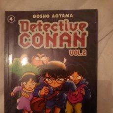 Libros de segunda mano: DETECTIVE CONAN 4 - VOLUMEN 2 -REFM3E2. Lote 145284994