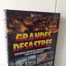 Libros de segunda mano: GRANDES DESASTRES. HISTORIAS VERÍDICAS PROTAGONIZADAS POR LA NATURALEZA. SELECCIONES DEL READERS DIG. Lote 145386358