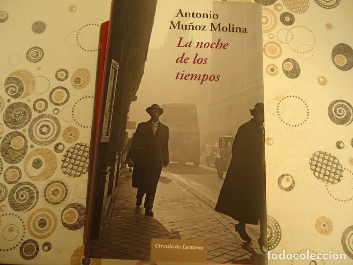 LA NOCHE DE LOS TIEMPOS (Libros de Segunda Mano (posteriores a 1936) - Literatura - Otros)