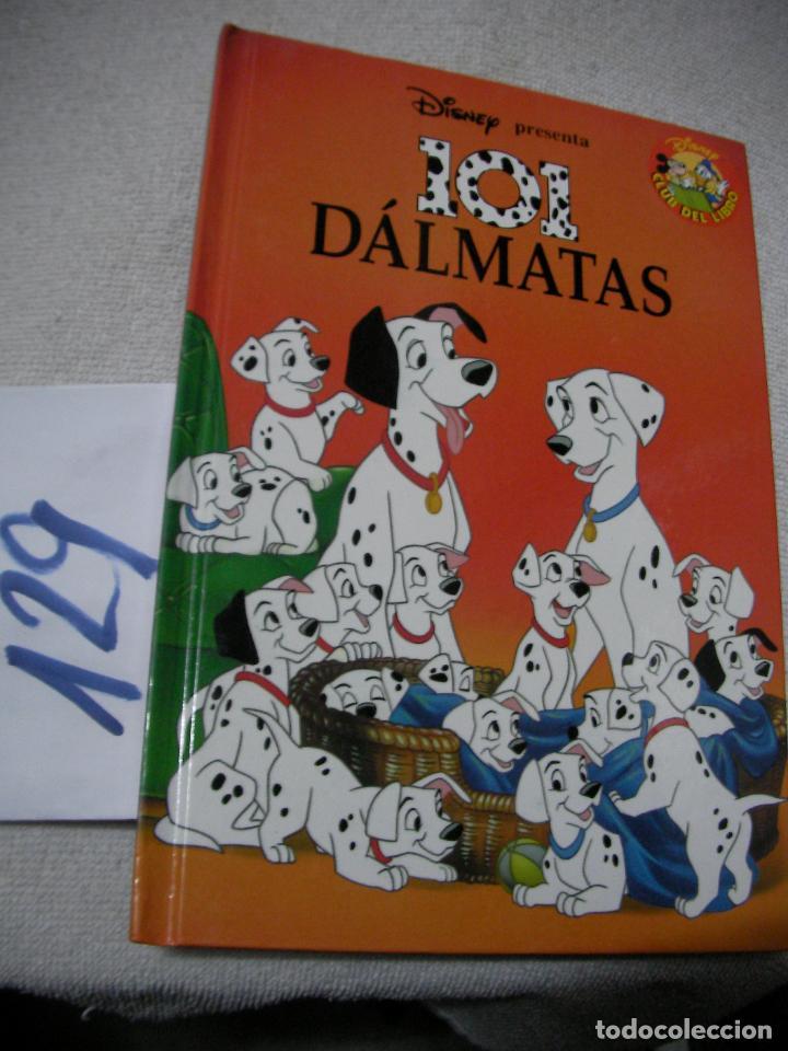 101 DALMATAS- ENVIO INCLUIDO A ESPAÑA (Libros de Segunda Mano - Literatura Infantil y Juvenil - Otros)