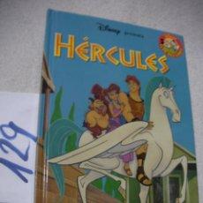 Libros de segunda mano: HERCULES - ENVIO INCLUIDO A ESPAÑA. Lote 145428510