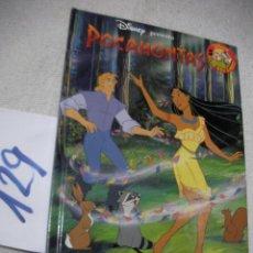 Libros de segunda mano: POCAHONTAS - ENVIO INCLUIDO A ESPAÑA. Lote 145428714